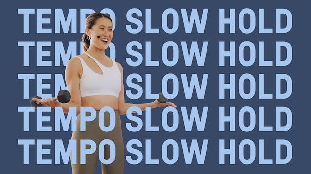 Tempo Slow Hold