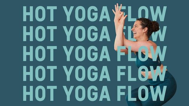 Hot Yoga Flow