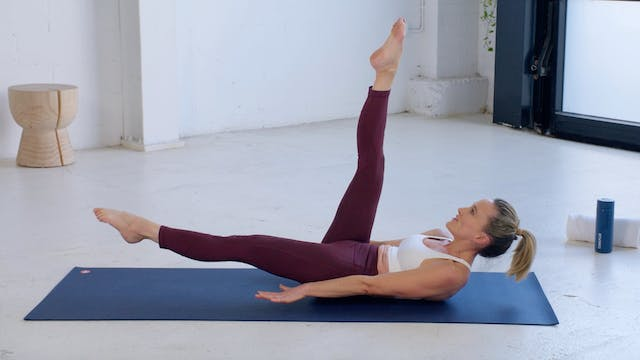 Quick Core - Lower Abs with Carnie