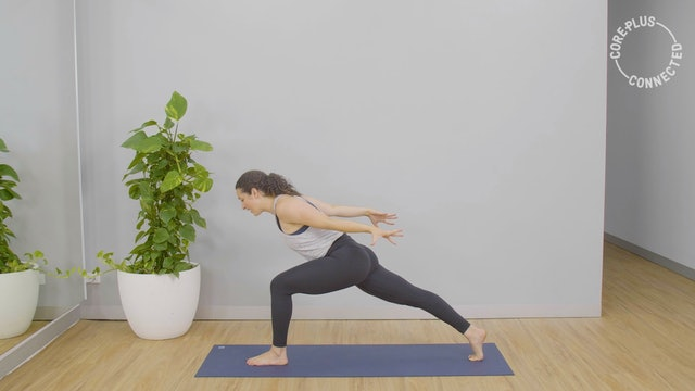 5-Day Yoga Core: Alignment with Sarah
