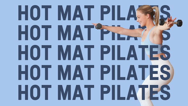 Hot Mat Pilates