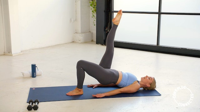 Hot Mat Pilates with Emily - 1
