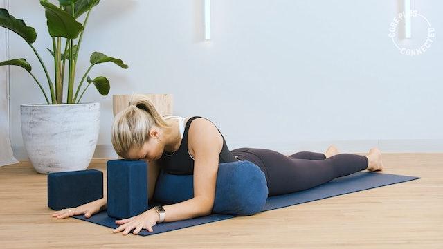 Warm Yin Yoga Express with Ange