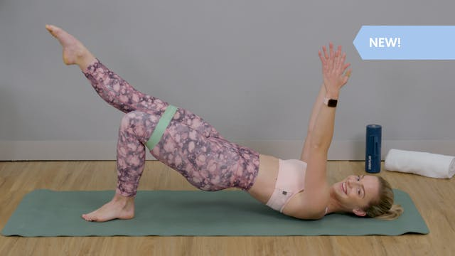 Beginners Mat Pilates with Maddi