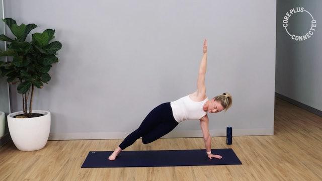 Advanced Pilates Matwork with Maddi