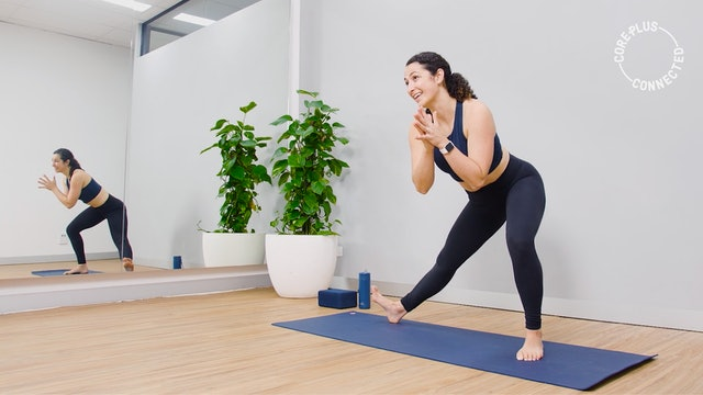 Yogi Strong - Side Body Strength with Sarah