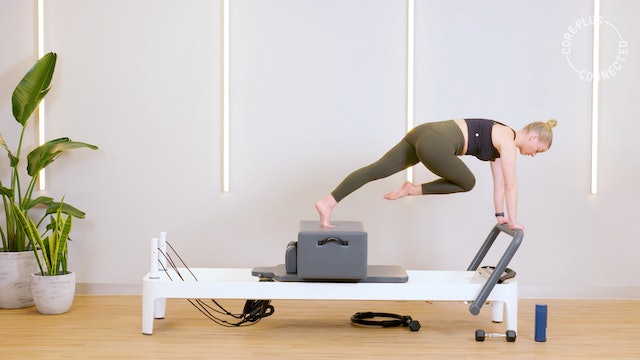 Express Athletic Reformer with Emily