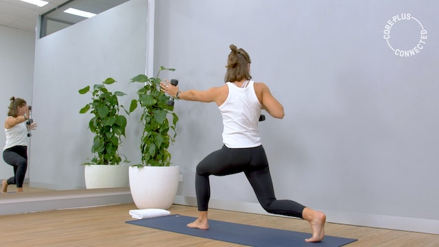 Hot Strength: Back, Glutes and Hamstring Focus with Roxy