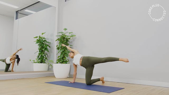 Rise And Shine Yoga Flow with Elise