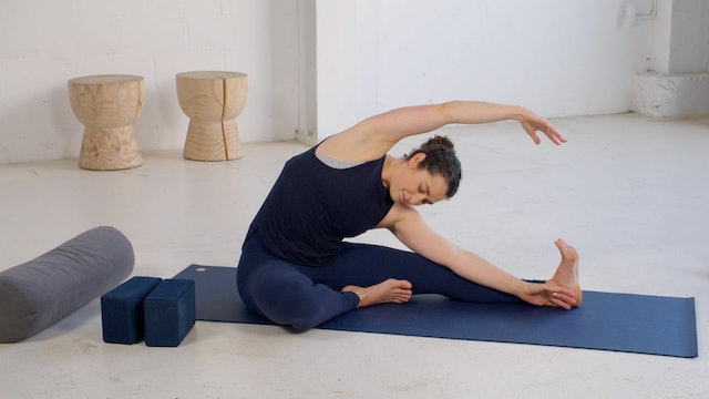 Reset Your Spine Yin Yoga with Sarah