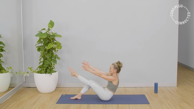5-Day Pilates Core: 360 Degrees with Carnie