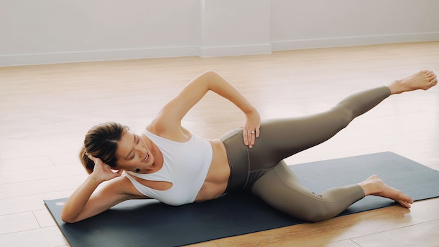 Tempo Slow Hold: Lower Body