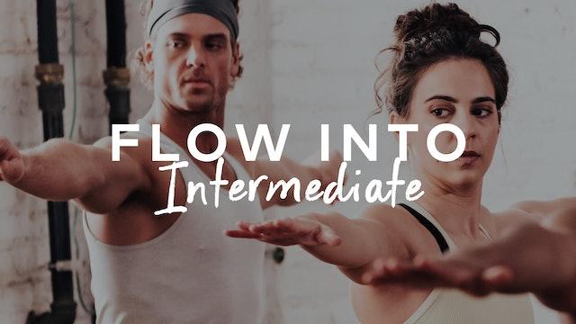 Flow Into Intermediate