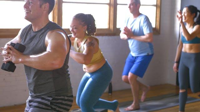 YS Glute Strength with Nicole P