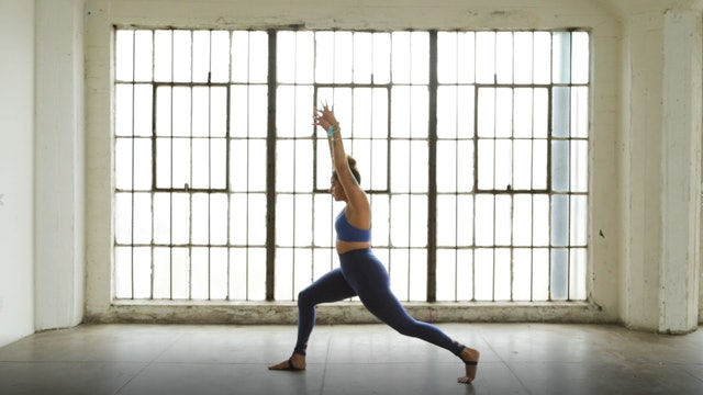 Break It Down: Crescent Lunge