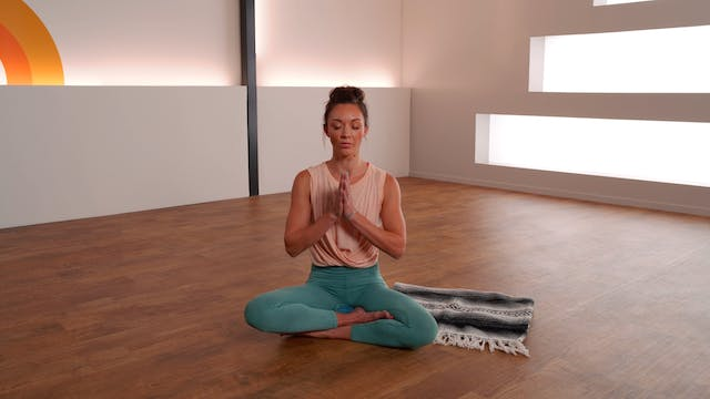 Guided Meditation: Focus on Self Care...