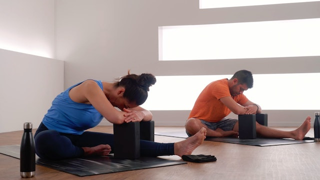 CR Lower Body Release with Beth O