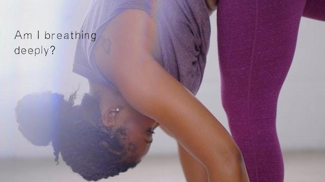 Break It Down: Standing Splits