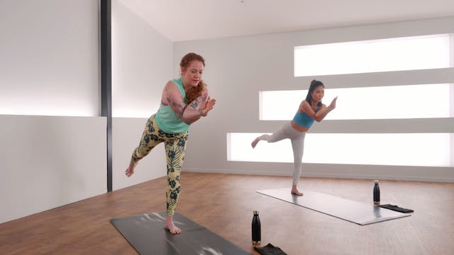 HPF Explore New Movement with Kaley R