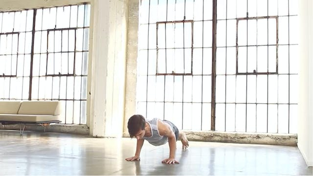 Break It Down: Chaturanga