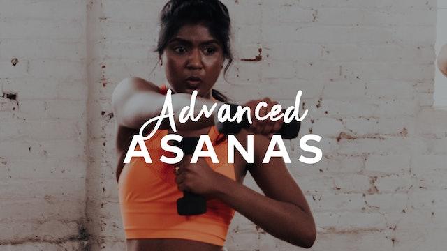 Advanced Asanas
