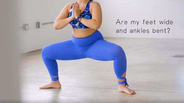 Break It Down: Horse Pose