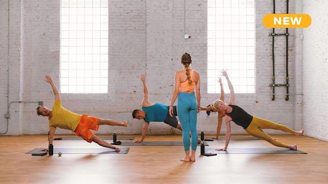 C2 Balance Training with Lexy R