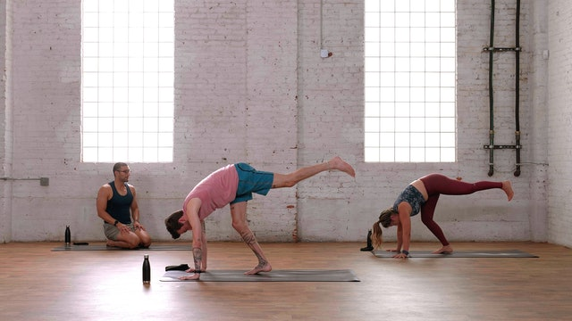 C2 Handstand Variations with Shervin S