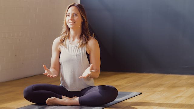 Let's Talk Yoga Modifications for Pre...