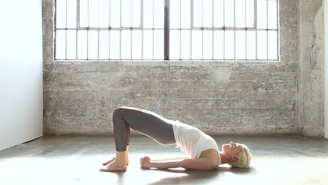 Break It Down: Bridge Pose