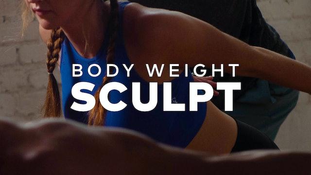 Bodyweight Sculpt