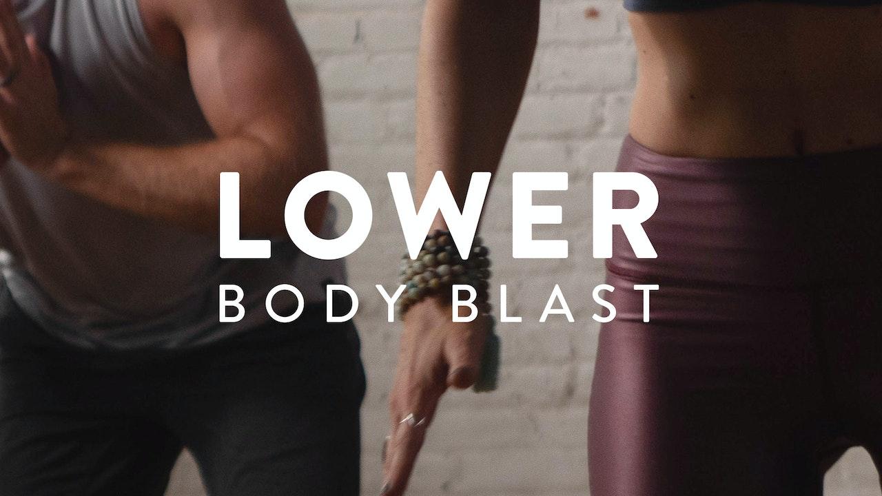Lower Body Blast