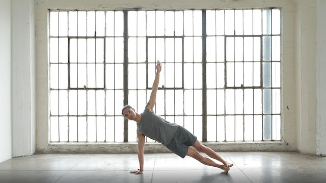 Break It Down: Side Plank