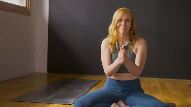 Let's Talk Yoga For Beginners