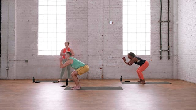 YSB Build Burpee Strength with Anna R...