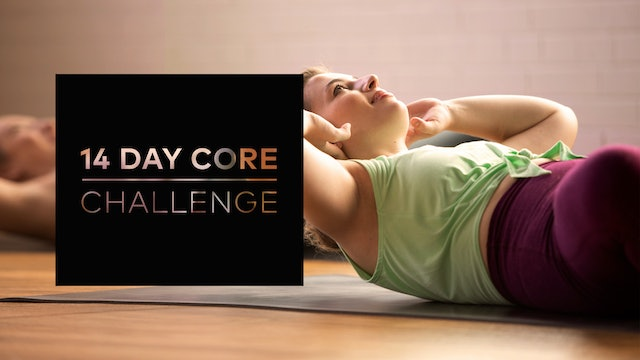 14 Day Core Challenge