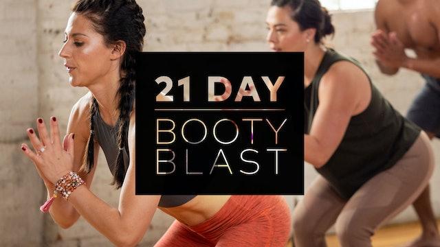 21 Day Booty Blast