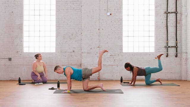 YSB Glutes & Core on the Floor with A...