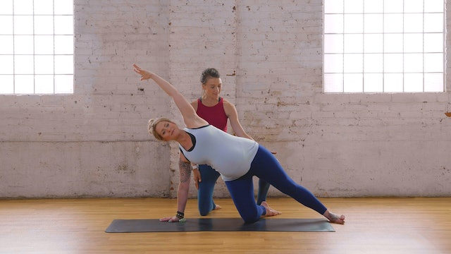 Modifying for Pregnancy with Claire E