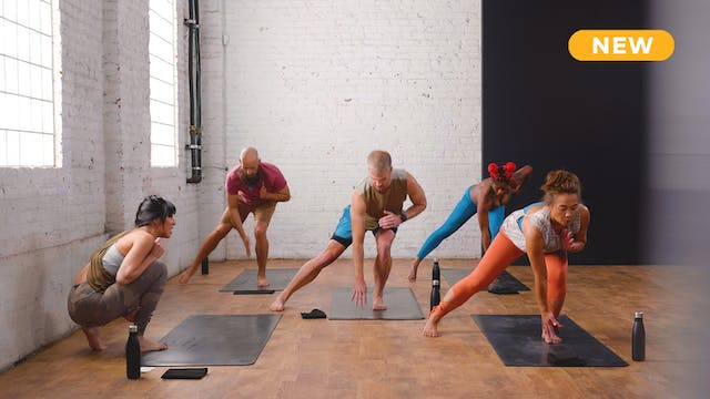YSB Stabilize Your Core with Margot G