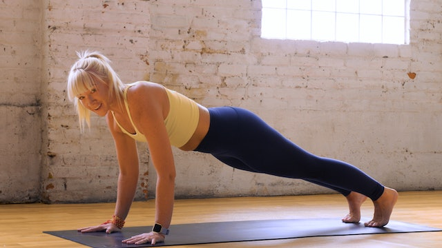 Build Your Chaturanga with Kathryn S