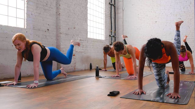 YSB Grounded Core & Glutes with Heath...