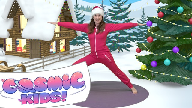 Christmas Special | A Cosmic Kids Yoga Adventure!
