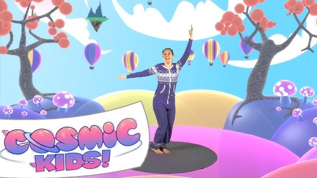Yoga Disco: Hot Air Balloonin'