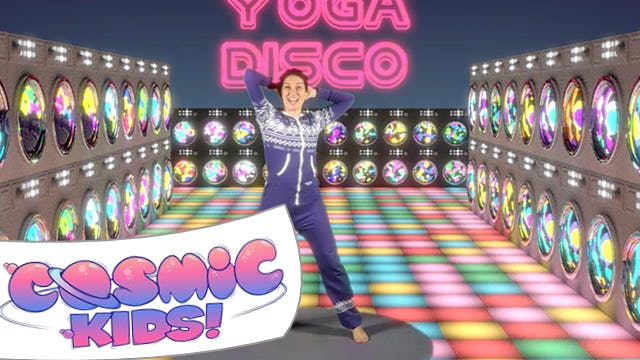 Yoga Disco: Washing Machine Song