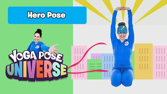Hero Pose | Yoga Pose Universe