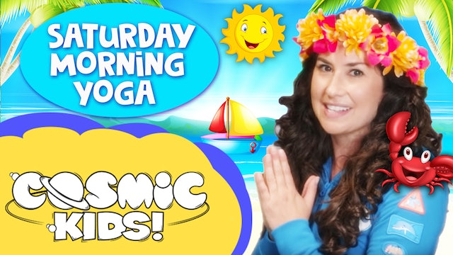 Saturday Morning Yoga! | Oceans & Courage