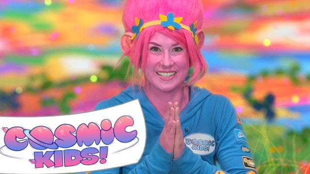 Trolls | A Cosmic Kids Yoga Adventure