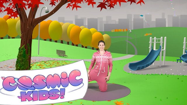 Marv the Metal Detective   A Cosmic Kids yoga adventure!