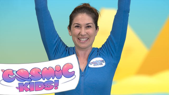 Alan the Camel | A Cosmic Kids yoga a...